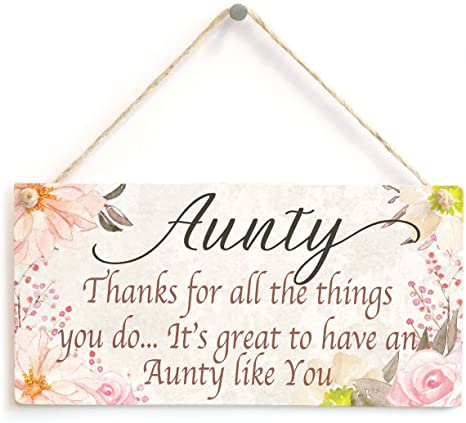 Home aunty