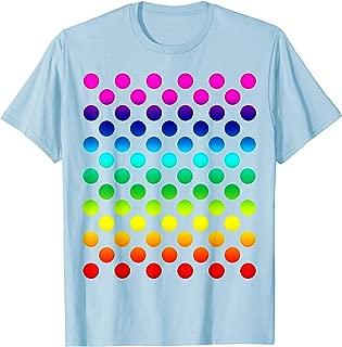Dot Day Shirt Rainbow - Polka Dots T-Shirt