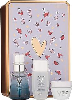 Vichy Daily Skincare Regimen Gift Set, 15.21 Fl Oz