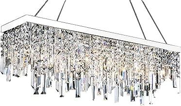 Best linear chandelier crystal Reviews