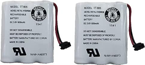 Genuine Uniden Model BT-905 BBTY0663001 Rechargeable Cordless Handset Phone Battery