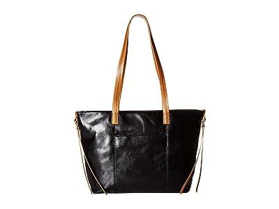Hobo Cecily (Black) Tote Handbags