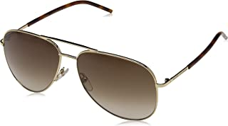 Marc Jacobs Unisex Adults 60/S CC TAV 59 Sunglasses, (Shale Havana/Bw Brown) (MARC 60/S 0TAV/CC - 59)