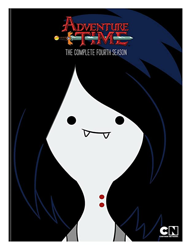 Adventure Time S4 (DVD)