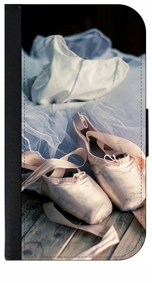 Ballet - Phone Case Compatible with the Samsung Galaxy s9+ / s9 Plus - Wallet Style with Card Slots
