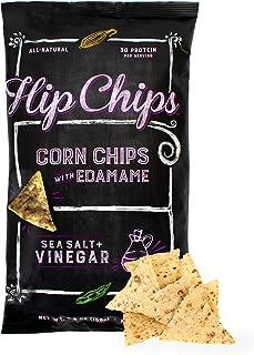 Hip Chips Sea Salt + Vinegar Net Wt. 5.5 oz (12/case)