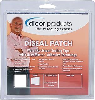 """Dicor (522TPO-450-1C) White 4"""" x 50' Diseal Sealing Tape"""