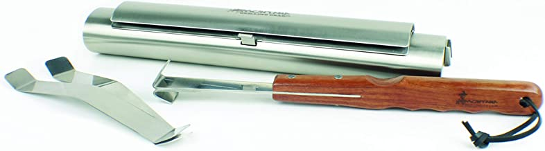 Montana Grilling Gear Flare Shield Smoker Set