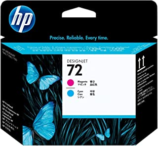 HP 72 Magenta / Cyan Printhead