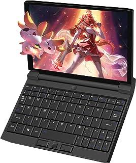 『2020最新進化型・ハイスペック』 ONE-NETBOOK OneGx1 Pro ゲーミングノートパソコン ( 第11世代Core i7-1160G7 / Windows10 / 7インチ / Wi-Fi6 / 日本語キーボード / ブラック )