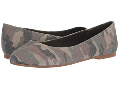 Splendid Axel (Camouflage Canvas) Women