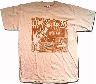 Marrakesh Express T Shirt A Classic 60's Rock Design