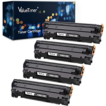 GREENCYCLE Toner Cartridge Replacement Compatible for Canon 128 Fits ImageClass D550 MF4420n MF4450 MF4550 MF4570dn MF4580dn Black,10 Pack