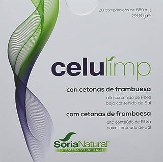 Soria Natural Celulimp Ácidos Grasos Esenciales - 28 Cápsulas
