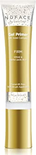 NuFACE 24K Gold Firming Gel Primer | Fragrance-Free | Lightweight Application | Excellent for Tightening & Toning Skin  | 2 Fl Oz