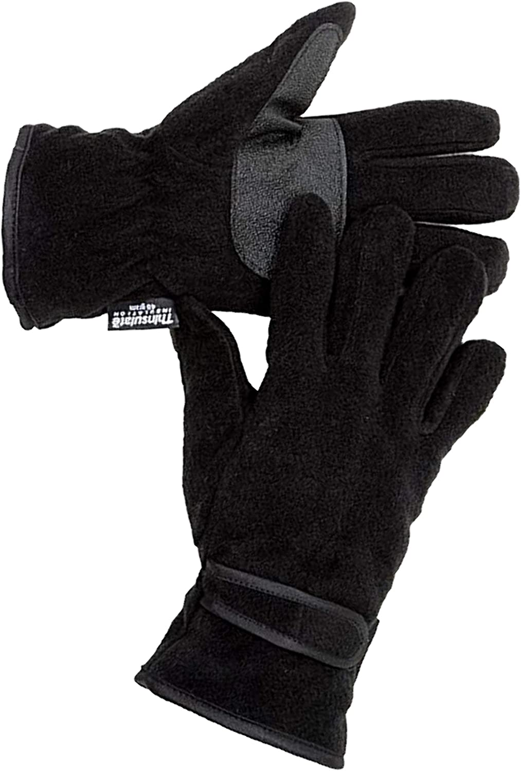 Unknown Men's Thermal Fleece Thinsulate Lined quality assurance With Palm G Cheap super special price Gloves