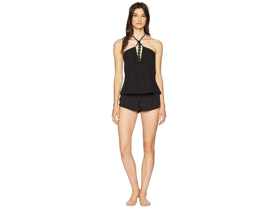 BLUEBELLA Clementine Cami and Shorts Set (Black) Women