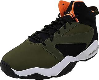 Jordan Nike - Tenis de cuero sintético, para hombre