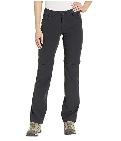 Outdoor Research Ferrosi Convertible Pants (Black) Women