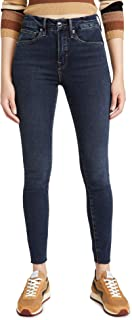 Good American Women's Good Legs Raw Edge Jeans