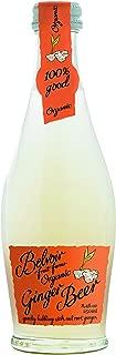 Belvoir Lemonade, Ginger Beer, 8.4 Ounce (Pack of 24)