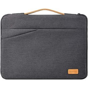 Amazon Com Civoten 14 Inch Laptop Sleeve Case Notebook Bag Water Resistant Handbag For 15 New Macbook Pro Lenovo Thinkpad X1 Yoga E490 T480s Hp Chromebook 14 Dell Latitude 14 Acer Swift