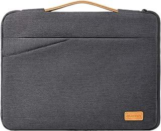 Civoten 15.6 Inch Laptop Sleeve Case Notebook Bag Water-Resistant Handbag for 15.6