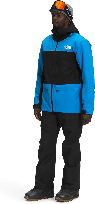 The North Face Men's Sickline Waterproof Hooded Ski Jacket
