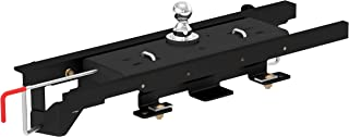 CURT 60731 Double Lock Gooseneck Hitch with Flip-and-Store Ball 30,000 lbs, 2-5/16-Inch, Fits Select Ram 1500 Towing Wiring