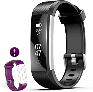 Wesoo Fitness Tracker, K1 Fitness Watch: Activity Tracker with Sleep Monitor, Smart Bracelet