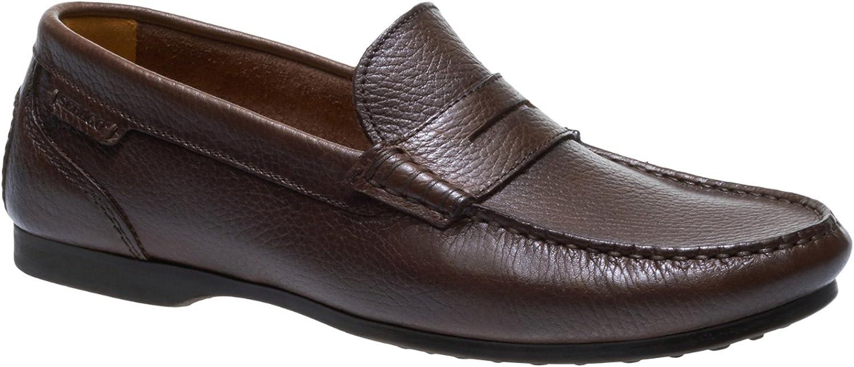 Seväskao herrar herrar herrar Trenton Ii Penny läder Loafers bspringaaa in Storlek UK 9.5 E (W)  prisvärd