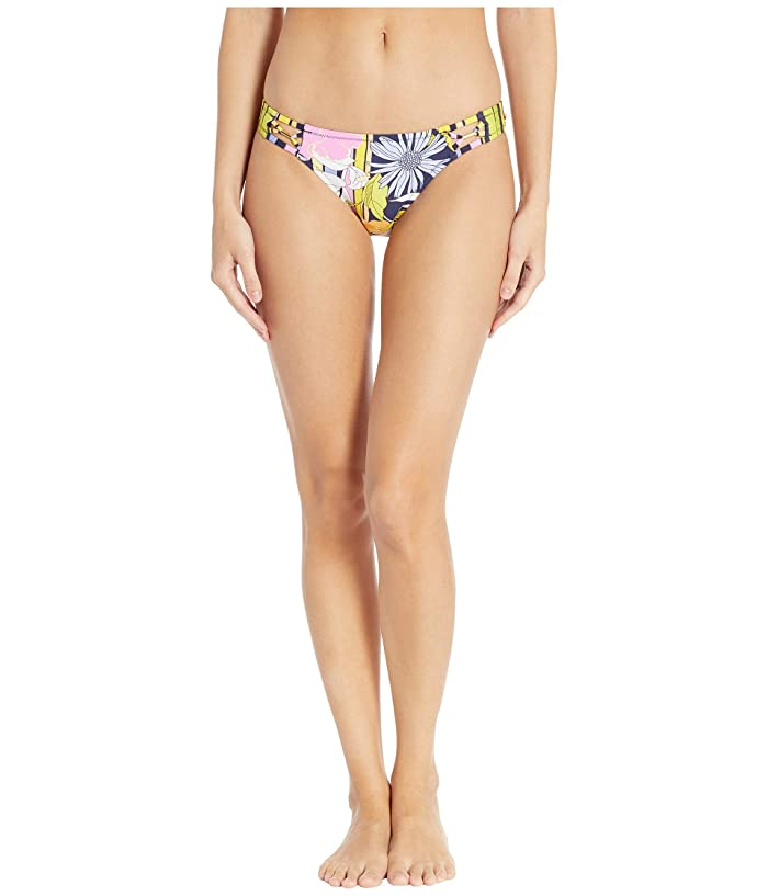 Trina Turk Bal Harbour Floral Hipster Bottoms (Multi) Women
