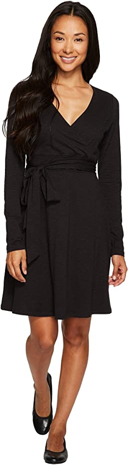 Toad&Co Cue Wrap Dress