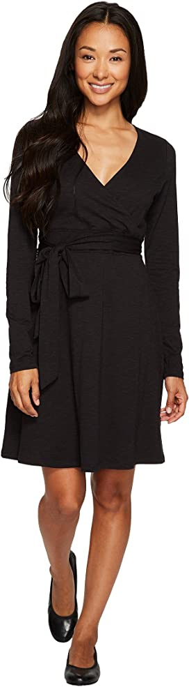 edfab83603 Toad&Co Cue Wrap Long Sleeve Dress at Zappos.com