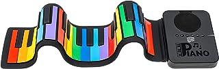 Sunny & Fun 37-Key Roll-Up Piano with Speaker | Batt