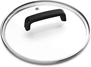 Ninja Foodi Pressure Cooker Lid, OP100, OP300, OP400, FD400, Glass/Black Handle
