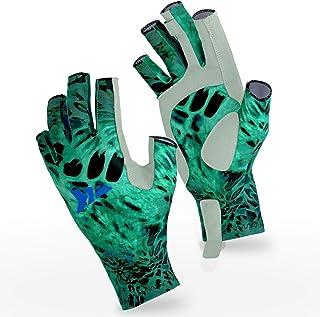 KastKing Sol Armis Sun Gloves UPF50+ Fishing Gloves UV...