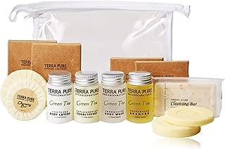 Terra Pure Green Tea | 1-Shoppe All-In-Kit | Sample/Gift Set | Single Pack