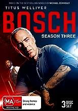 Bosch: Season 3 | Titus Welliver | NON-USA Format | PAL Region 4 Australia