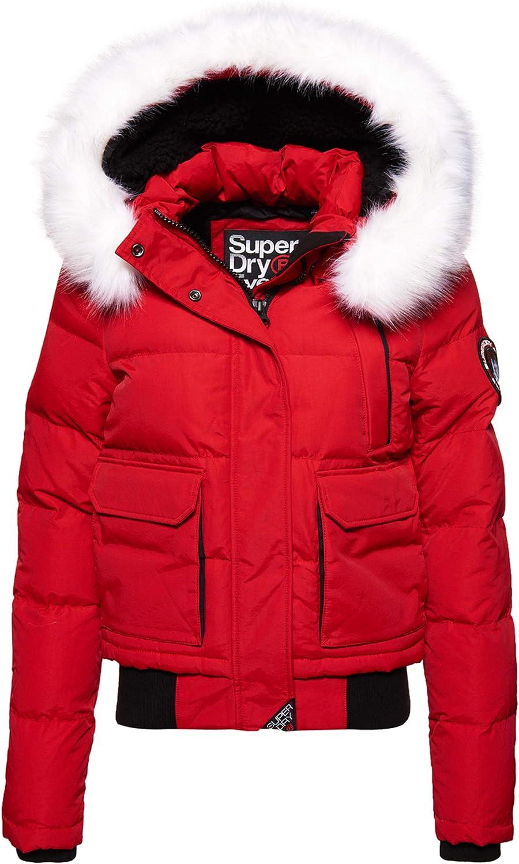 SEAL limited product Superdry Everest Ella Jacket Fees free!! Bomber