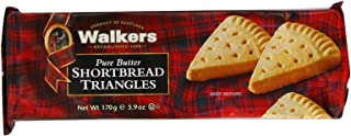 Walkers Shortbread 三角形小酥饼 170克(12件装)