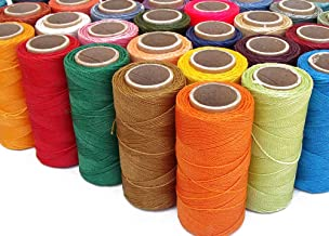 10yards 1MM Waxed Polyester Linhasita Cord Macrame Bracelet Artisan DIY String