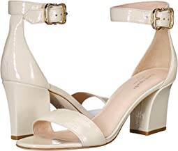 62c956991cd Kate Spade New York. Kylah Block Heel Pump.  228.00. Luxury. Bone Crinkle  Patent