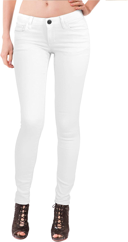 Hybrid & Company Women's Extreme Butt Lift Stretch Denim Jeans