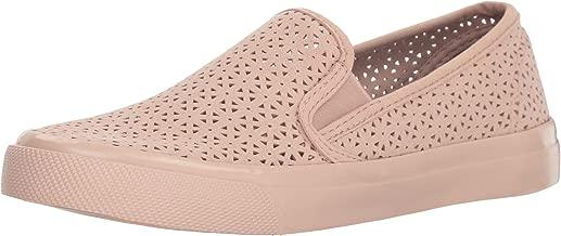 Best women's seaside perforated slip-on sneakers Reviews
