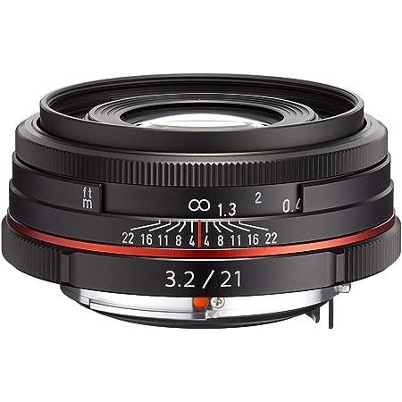 Pentax Hd Pentax Da 21mm F3 2al Limited Objektiv Kamera