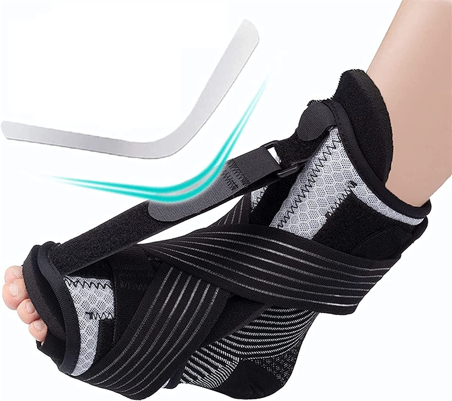Foot Drop Support Brace Women for Manufacturer regenerated product Feet Orthosis Dallas Mall Men Ar