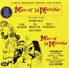 Man of La Mancha: A Decca Broadway Original Cast Album Original 1965 Broadway Cast