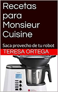 Amazon.es: libro recetas monsieur cuisine