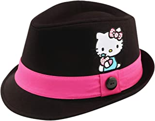 hello kitty fedora
